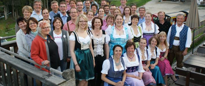 """""""abgefahren!"""" – LoChorMotion on Tour in Österreich"""