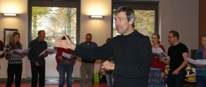 Workshop mit Carsten Gerlitz