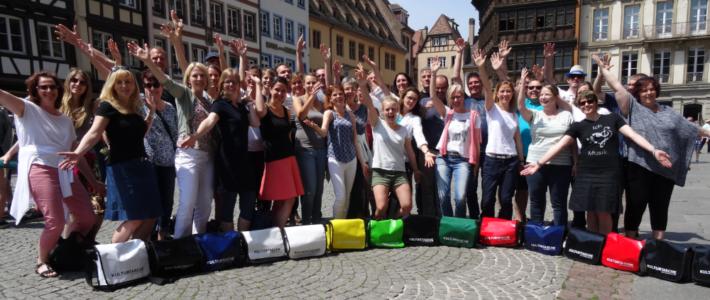 """""""abgefahren!"""" – LoChorMotion on Tour in Karlsruhe und Heidelberg"""